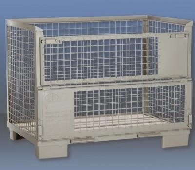 Gitterbox - Metall- und Palettenhandel Permoser GmbH Tirol